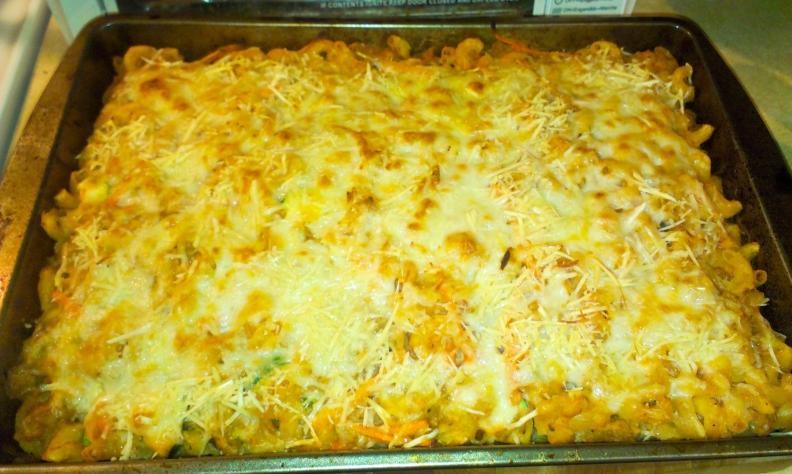 """Almost"" Lasagna"