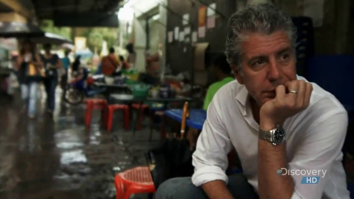 The Lessons of Anthony Bourdain