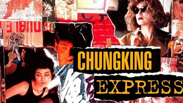 (Not So) Short Review of Chungking Express
